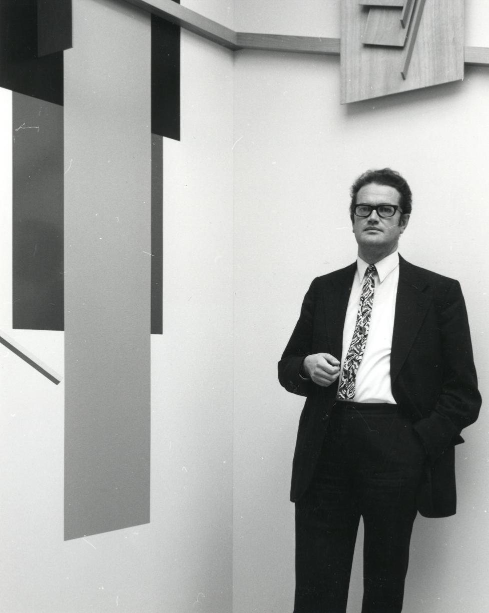 Jean Leering circa 1969