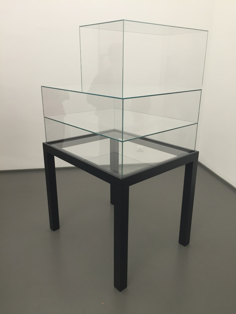 Davide Allieri 0.488 Cubic Meters of Nothing(K) , 2015 Eduardo Secci Contemporary